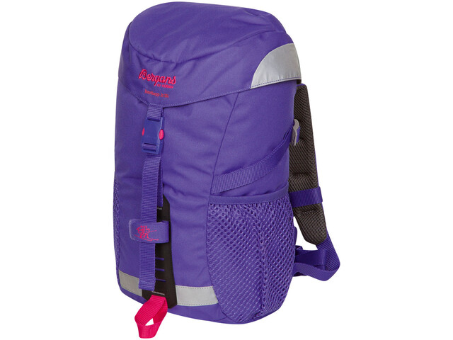 Bergans Nordkapp Daypack 18l Kinder light primulapurple/hot pink